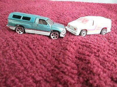 Used, HOT WHEELS 1997 BEACH BLASTER & 1998 DODGE RAM 1500 TRUCK WITH CAMPER (ERR0R) for sale  San Antonio
