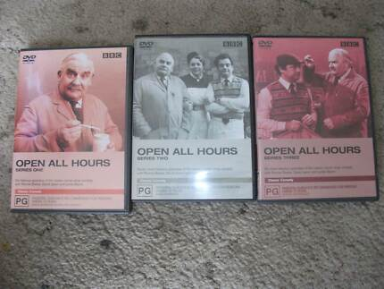 open all hours dvds Scoresby Knox Area Preview