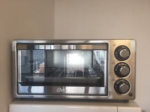 Brand new toaster oven never used