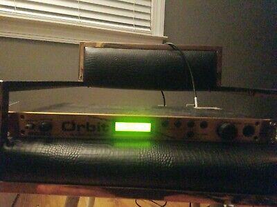 EMU E-MU Ensoniq ORBIT V2 The Dance Planet synth module synthesizer tested