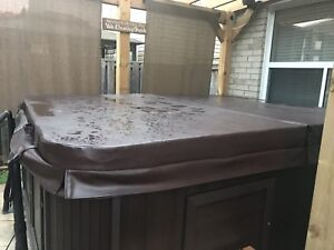 8x10 hot tub cover