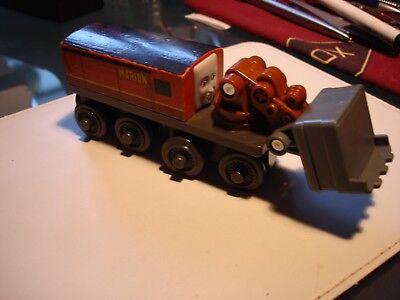 Thomas und seine Freunde Bagger MARION Holzeisenbahn