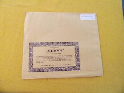 SCOTT INTERLEAVING FOR SCOTT INTERNATIONAL ALBUM, PACKAGE OF 100
