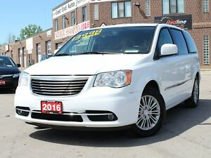 2016 Chrysler Town & Country Touring-L DVD-Camera-Bluetooth-Leat
