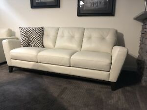 Natuzzi Leather Sofa - BRAND NEW