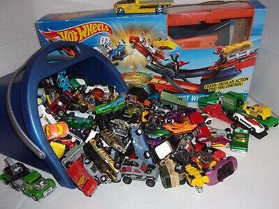 BIG LOT Die Cast Cars - MATCHBOX, Hot Wheels, Etc Grab Bag Lot of 50 UNSEARCHED