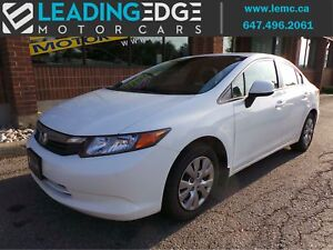 2012 Honda Civic LX - Bluetooth, Econ