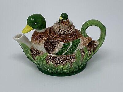 Noritake Mini Teapot & Lid