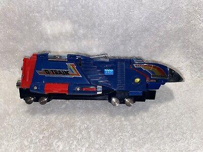 Disclose Takara D Train Dia-Train Converters Vintage Transformers WORKS!!