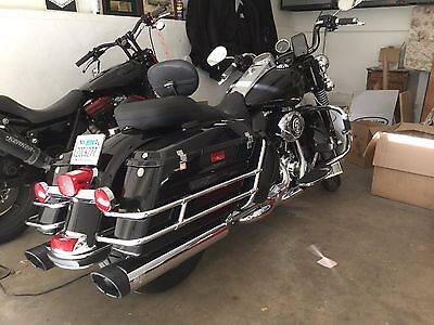 2009 Harley-Davidson Touring  2009 HD Road King  Low mileage
