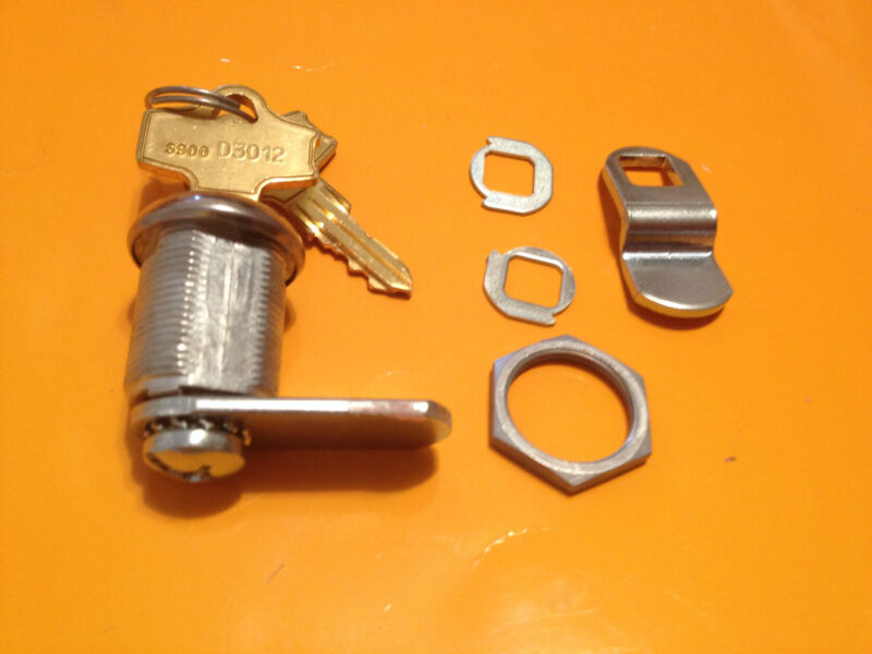 1 Snap-on toolbox lock with 2 keys-Snapon-Tool box Snap on Replacement key locks