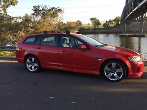 2009 Holden Commodore Wagon Moonee Ponds Moonee Valley Preview