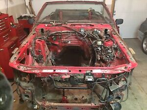 1992 mustang GT parting out