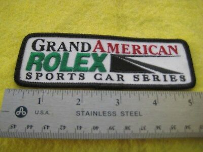 Rolex Grand American Sports Car Series Racing Patch