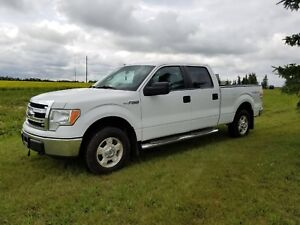 2013 Ford f150 Crewcab Mint Condition!!
