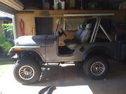 Jeep CJ5 Highfields Toowoomba Surrounds Preview