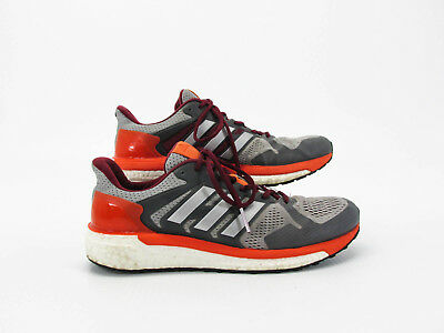 05a6a50fc Adidas Supernova ST Boost Men Athletic Running Shoes Size 10M Pre Owned NQ
