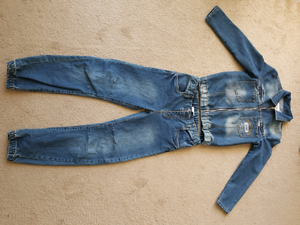 Denim suit 9-10 years for boy