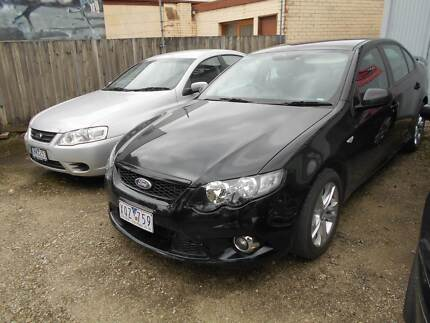 fg xr6 falcon Low kms gas Nar Nar Goon Cardinia Area Preview