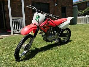 2012 Honda CRF80F Bracken Ridge Brisbane North East Preview