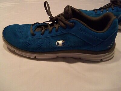 Champion Athletic Sneakers (Champion Men's Athletic Running Shoes Sneakers Blue Size 12 )