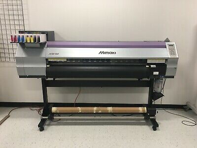 Mimaki Jv33-130 Business Printer Large Format. Wide Format. Great Printer.