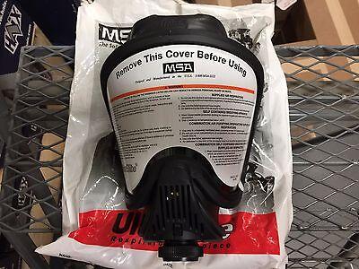 Msa Ultra Elite Twin Cartridge Respirator- Size Large