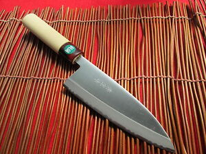MADE IN JAPAN Kai Japanese Sushi Sashimi Santu Deba KASUMI Chef Knife KAI Knives