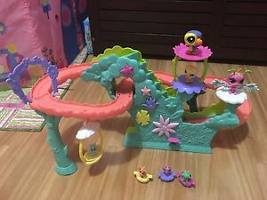 Littlest pet shop roller coasters South Guildford Swan Area Preview