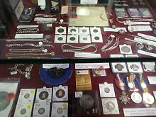 BUYING all COINS Banknotes,Gold & Silver,Stamps, War Medals Clayfield Brisbane North East Preview
