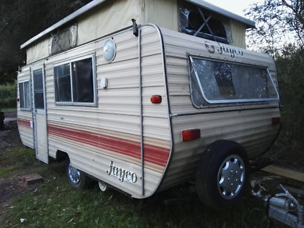Jayco poptop 6 birth bunk beds
