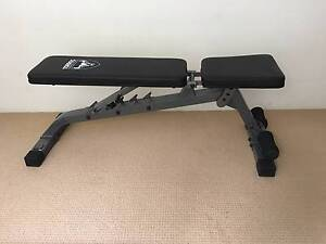 Incline Bench Press (Torros Pro38 F.I.D) **BRAND NEW** Bondi Beach Eastern Suburbs Preview