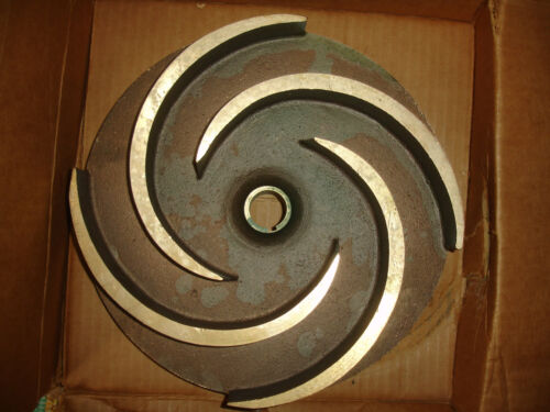 EC Crane Impeller Pump Centrifugal 82862 8286-2 Peabody barnes 15ASE Submersible