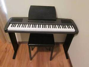 Roland ep-760 Digital Piano keyboard with stand and stool Shelley Canning Area Preview