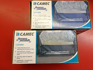 Camec Annexe / Tent Anchor - 1200mm *New in Box* Nabiac Great Lakes Area Preview