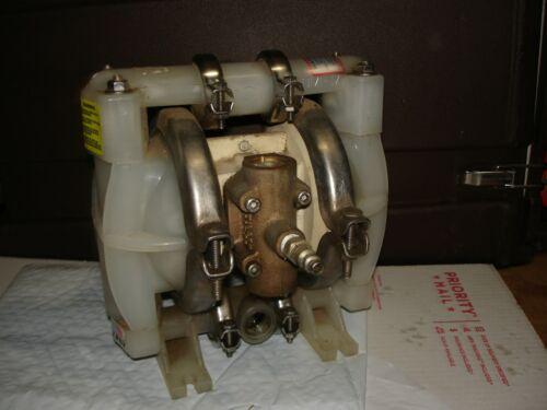 Balcrank double diaphram pneumatic pump model 827205 Bin 301