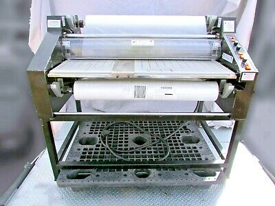 Ledco Gbc 6036-1 Hot Laminator