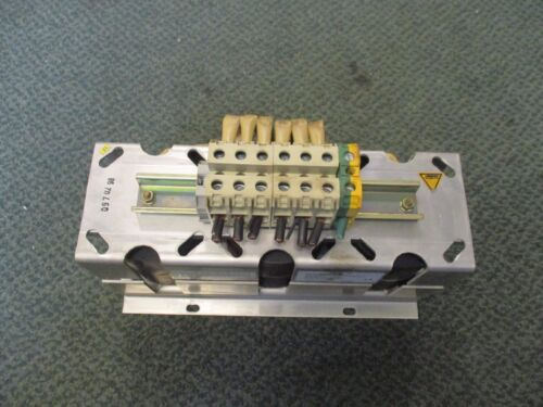 Siemens Line Reactor 65N1111-0AA00-0CA1 400V 67A 0.4mH Used