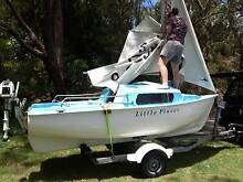 14 ft Trailer Sailor, Great boat to learn to sail on. Mount Hutton Lake Macquarie Area Preview