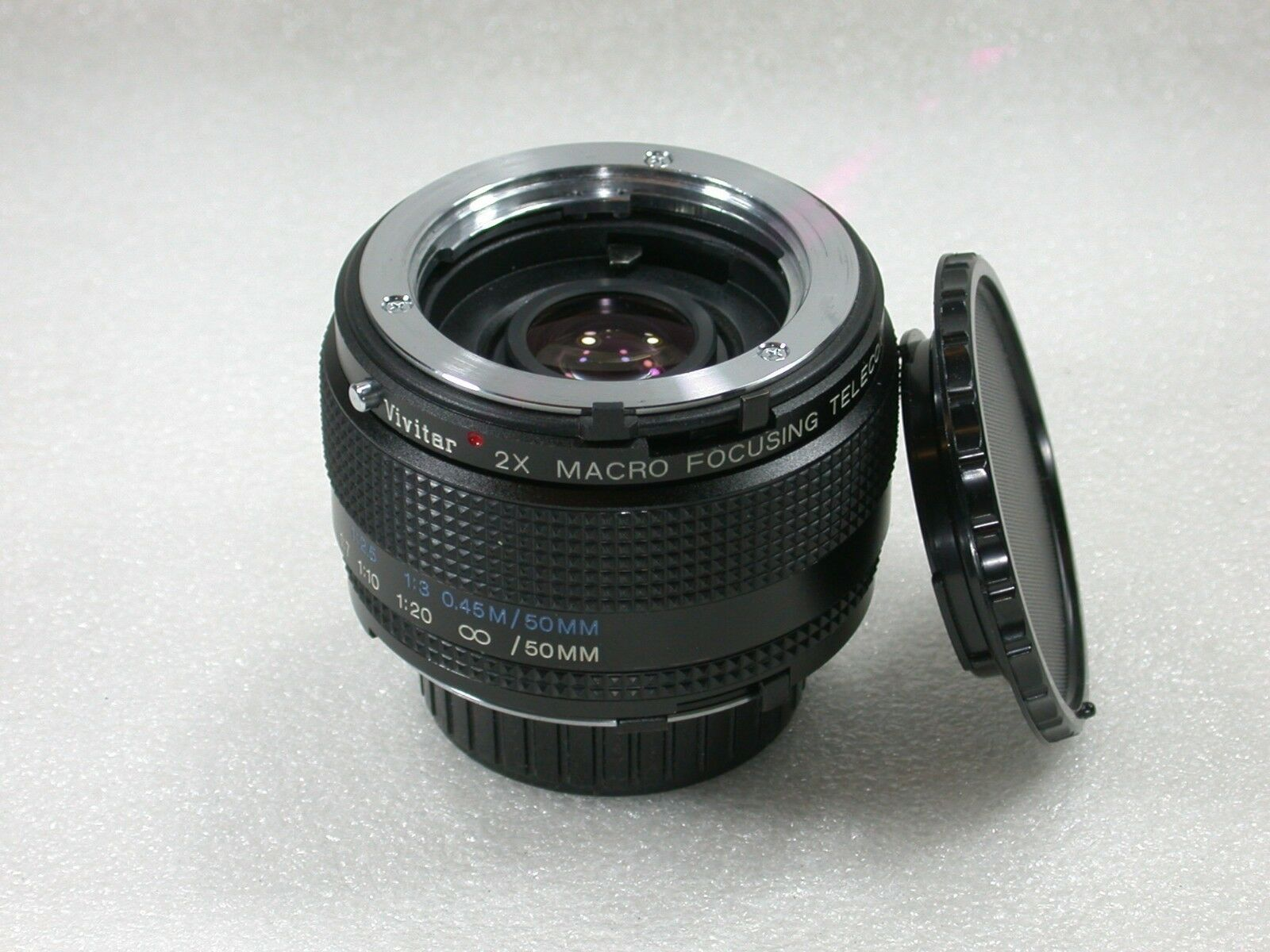 Vivitar MC 2X MACRO Focusing Teleconverter, Minolta MD Fit