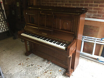 MOON AND SONS UPRIGHT PIANO