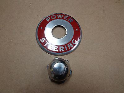 John Deere 50 60 70 80 520 620 720 820 Steering Wheel Nut Power Steering Plate