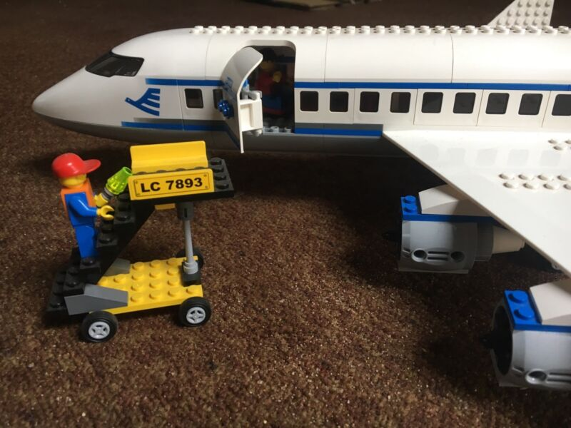 Lego 7893 Aeroplane Toys Indoor Gumtree Australia South Perth