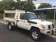 2008 Toyota LandCruiser Ute Yorkeys Knob Cairns City Preview
