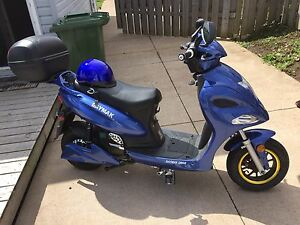 Daytech scooter