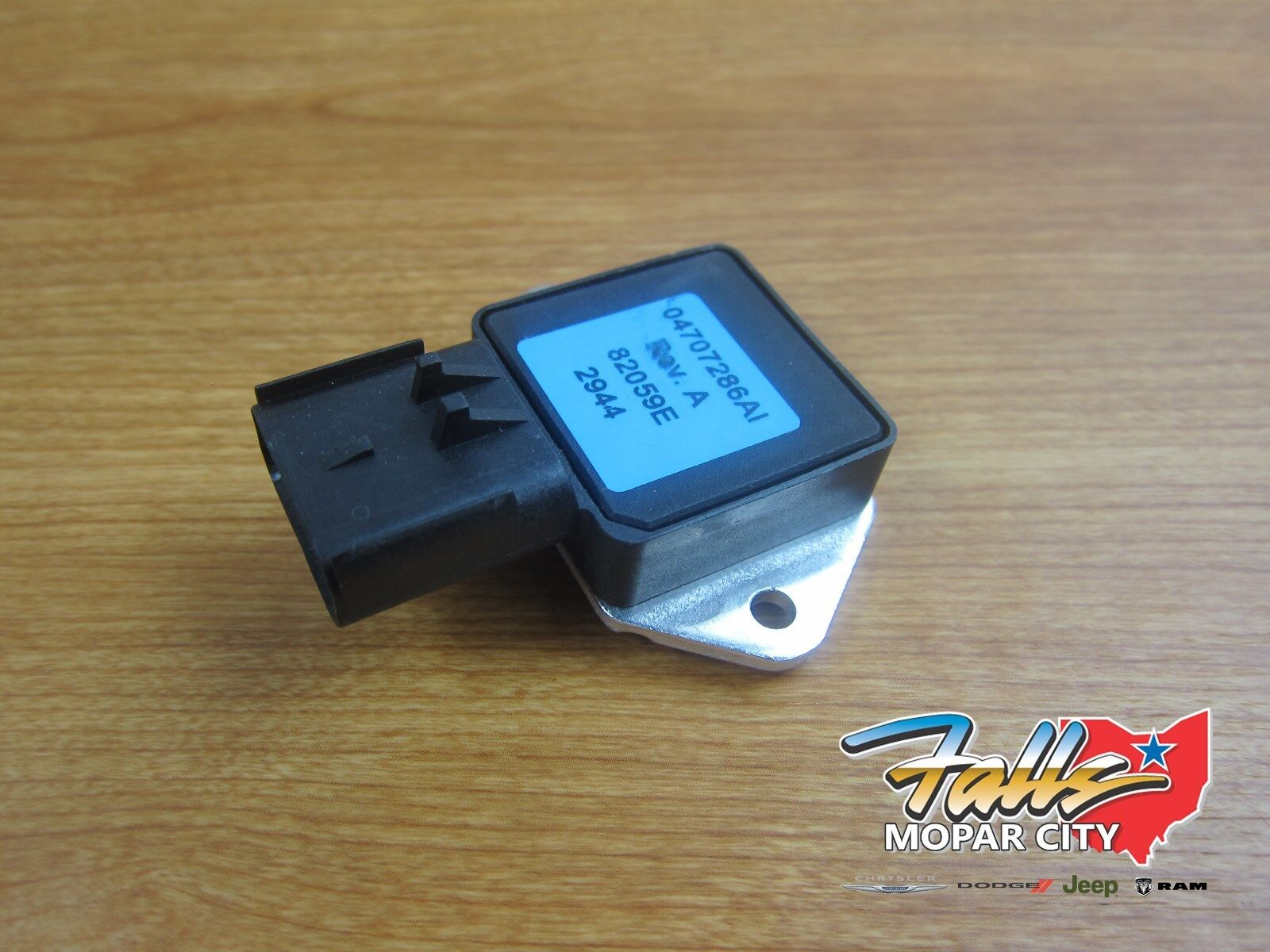 1996 2004 Chrysler Jeep Plymouth Dodge Radiator Fan Relay Mopar Sensor Oem 5017491ab