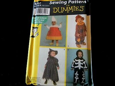 Candy Corn Costumes (Toddler Costumes Simplicity Sewing Pattern 4467 Candy Corn and)