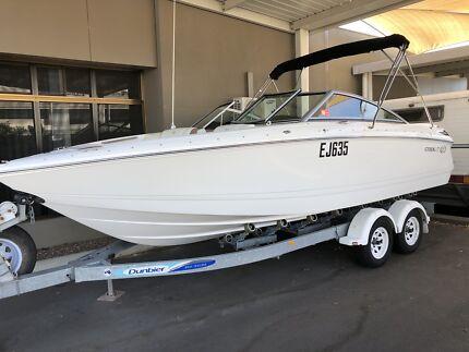 Cobalt 210 Fibreglass Boat