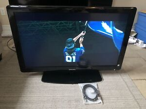"32"" PHILIPS 1080p HD TV FOR SALE! $100!!"