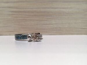 Diamond engagement ring appraised at $3800.00